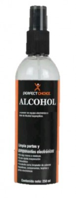 ALCOHOL LIMPIADOR 250ML PC-034117